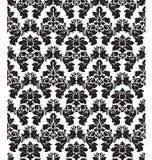 Damask Pattern One Royalty Free Stock Image