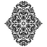 Damask  Pattern. Orient Ornament Stock Image