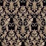 Damask Pattern Royalty Free Stock Image