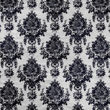 Damask Pattern Vector Stock Images