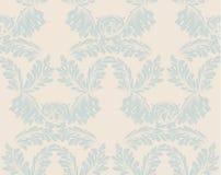 Damask pattern Vector ornament decor. Baroque background textures. Damask pattern Vector ornament decor. Baroque background texture Royalty Free Stock Photo