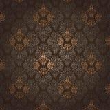Damask pattern Stock Images