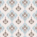 Damask pattern Royalty Free Stock Photo