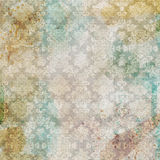 Damask Print Royalty Free Stock Photo