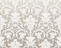 Damask rich wallpaper Royalty Free Stock Photos