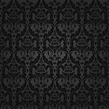 Damask royal pattern Royalty Free Stock Images