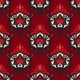 Damask Royal seamless pattern Vector Stock Photography