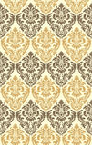 Damask seamless Stock Photos