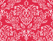 Damask seamless background Royalty Free Stock Photography