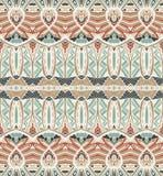 Damask seamless background pattern. Royalty Free Stock Photos