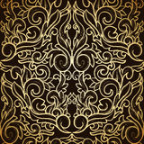 Damask seamless backgrounds Royalty Free Stock Photos