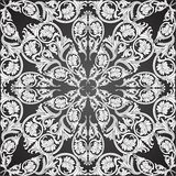 Damask Seamless With Baroque Ornaments. Stock Photography
