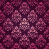 Damask seamless floral pattern Stock Photo