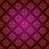 Damask seamless floral pattern. Royalty Free Stock Photos