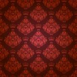 Damask seamless floral pattern Stock Photo
