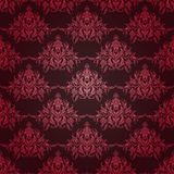 Damask seamless floral pattern. Royalty Free Stock Image