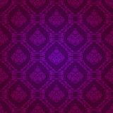 Damask seamless floral pattern vector illustration