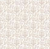 Damask seamless flower background Royalty Free Stock Photo
