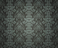 Damask seamless pattern Stock Photos