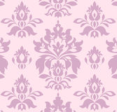 Damask seamless pattern Royalty Free Stock Images