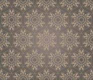 Damask seamless pattern Royalty Free Stock Image