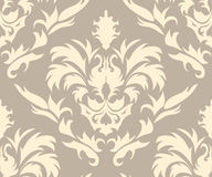 Damask seamless pattern Stock Images
