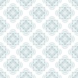 Damask Seamless Pattern. Abstract Background Stock Image