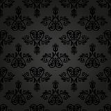 Damask Seamless Pattern. Abstract Background. Damask seamless vector pattern with floral elements. Abstract background in the style of Baroque vector illustration
