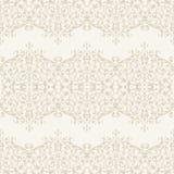 Damask seamless pattern background. Royalty Free Stock Images