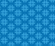 Damask seamless pattern in vector Royalty Free Stock Photo