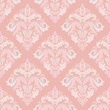 Damask Seamless  Pattern. Damask seamless colorful ornament. Fine  traditional oriental pattern Royalty Free Stock Photos