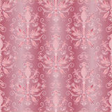 Damask seamless pattern for design Royalty Free Stock Photos