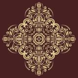 Damask Seamless  Pattern. Orient Background Royalty Free Stock Photo
