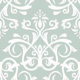 Damask Seamless  Pattern. Orient Background Royalty Free Stock Photos