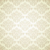 Damask seamless pattern Royalty Free Stock Image