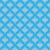 Damask Seamless Pattern, Texture. Stock Photography