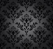 Damask seamless pattern Royalty Free Stock Photo