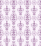 Damask seamless pattern. Vector illustration of damask seamless pattern Stock Image