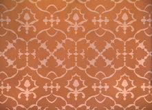 Damask seamless pattern wallpaper Stock Photos