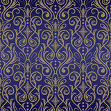 Damask seamless patterns wallpapers. Damask seamless pattern for design. Vector Illustration vector illustration