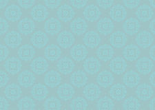 Damask Seamless Retro Wallpaper Stock Photography