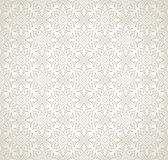 Damask seamless traditional pattern Royalty Free Stock Image