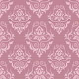Damask seamless vector pattern. Damask seamless pattern for design. Vector Illustration stock illustration