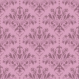 Damask seamless vector pattern. Damask seamless pattern for design. Vector Illustration vector illustration
