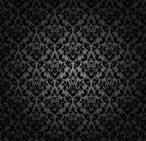 Damask seamless vector pattern Stock Image