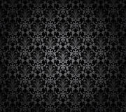 Damask seamless vector pattern Royalty Free Stock Photography