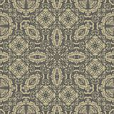 Damask Seamless Vector Pattern. Orient Background Royalty Free Stock Photography