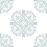 Damask Seamless Vector Pattern. Orient Background Stock Image