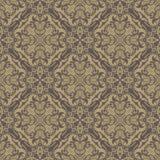 Damask Seamless Vector Pattern. Orient Background Stock Photo