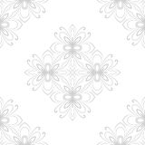 Damask Seamless Vector Pattern. Orient Background Royalty Free Stock Image